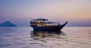 A Day on a Dhow Around Oman's Musandam Peninsula