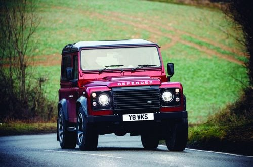 Defender lives on: Land Rover launches V8 Edition to celebrate 70th anniversary