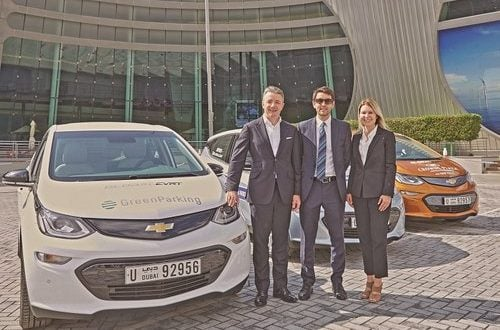 General Motors leads discussion on smart, connected technology at World Future Energy Conference
