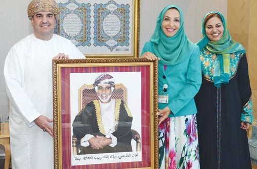 His Majesty the Sultan receives 47,000 congratulatory messages