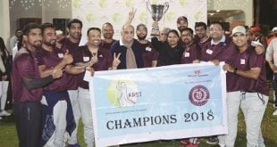 Khimji Ramdas marks 25 years of annual inter-division Softball Cricket Tourney