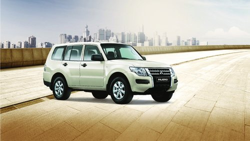 Legendary Mitsubishi Pajero now available at unbeatable price