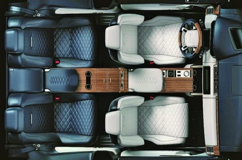 Limited Edition Range Rover SV Coupé set for world debut in Geneva