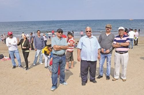 Muscat Gujarati Samaj organises annual kite flying event