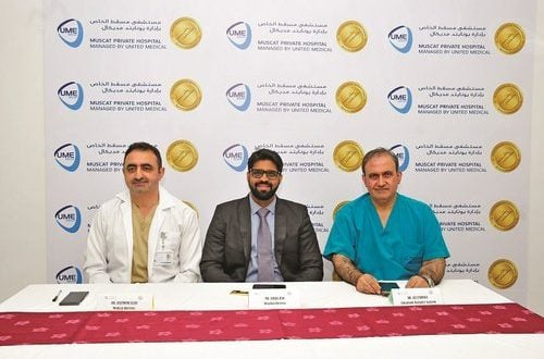 Muscat Private Hospital provides obesity surgical procedures