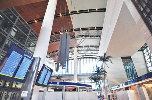New Muscat International Airport trials in advanced stage; next one tomorrow