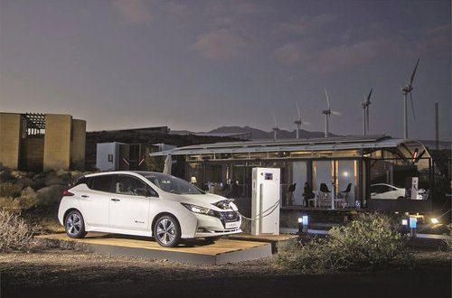 Nissan showcases electric ecosystem designed to deliver future of driving