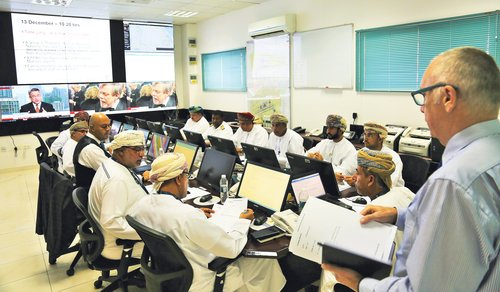 Oman Air holds crisis simulation exercise