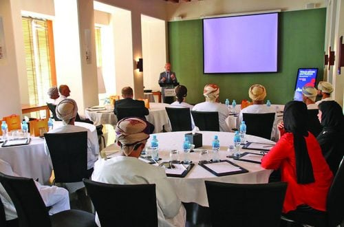 Ooredoo hosts digital transformation discussion with private sector leaders