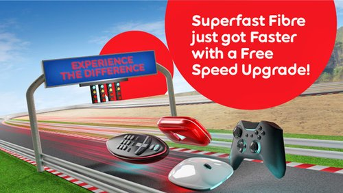 Ooredoo offers free upgrade for Home Broadband Internet to double speeds