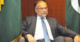 Pakistan deserves appreciation for fighting against terrorism, not accusations: Minister