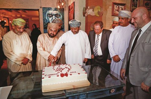 Asmahan Restaurant & Café launched in Madinat as Sultan Qaboos