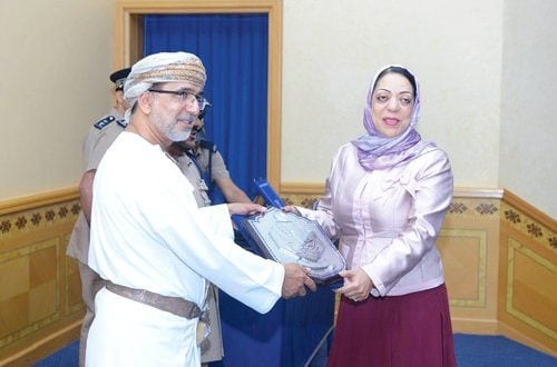 Bank Sohar receives top prize in ROP's Road Safety Awards contest