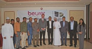 Beurer conducts training programme