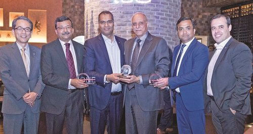 Canon Middle East acknowledges achievements of Genetco