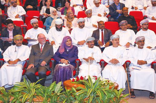 Centre of Excellence in Teaching & Learning opens at SQU