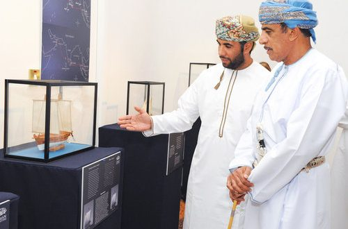 Dhow exhibition puts spotlight on Oman's rich maritime heritage