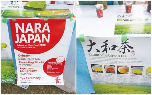 Embassy serves strong cuppa at Japanese cultural show