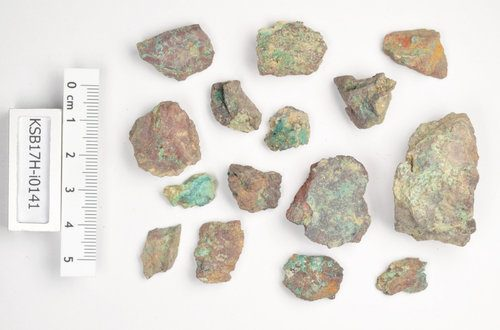 Excavations in Mudhaibi find copper production workshops