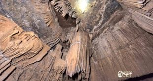 Geological team discovers new cave in Al Hamra