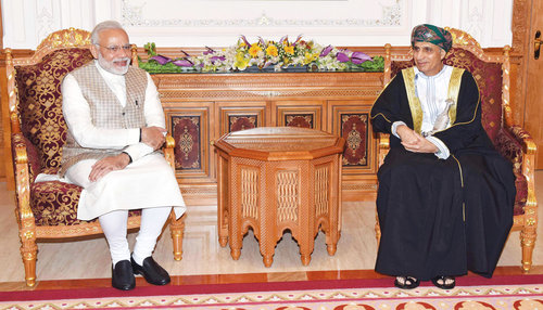 India, Oman reiterate commitment, discuss global issues of concern