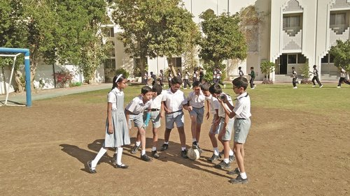 Indian School Ghubra shines at IKFFI