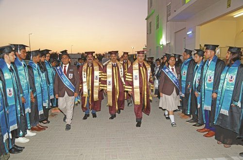Indian School Seeb holds graduation ceremony for class XII students