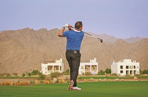 Jebel Sifah drives Oman's golf tourism with 9-hole course