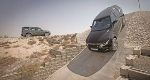 Land Rover Experience Tour calls upon best drivers in Oman