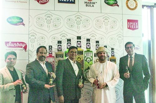 Marimbula gourmet syrups now in Oman