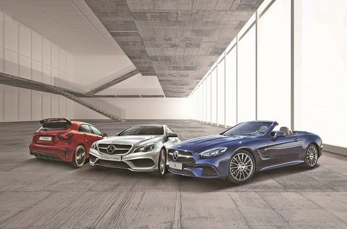 Mercedes-Benz Oman announces special offer till March 27