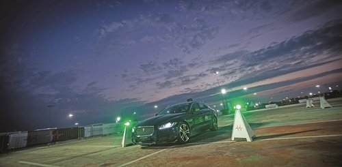 MHD to host Jaguar's global Art of Performance Tour on March 2 and 3