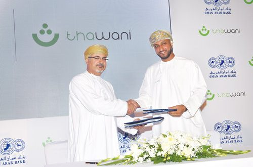 OAB, Thawani Technologies sign pact for e-payment solutions