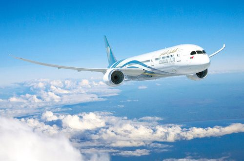 Oman Air contributes in reduction of Heathrow airport noise footprint