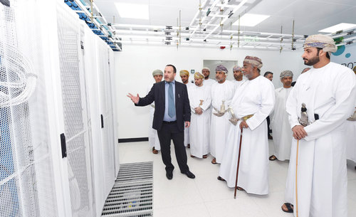Oman Data Park opens centre in Duqm