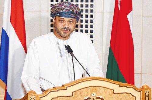 Oman, Netherlands mark 25 years of political consultations