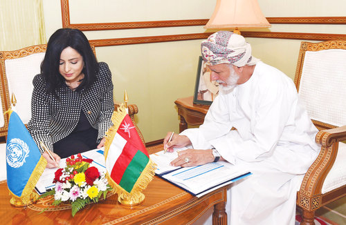 Oman, Unicef to work on National Action Plan on child protection