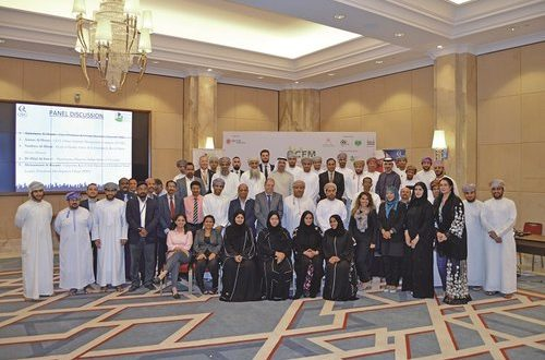 Qurum Business Group supports MEFMA workshop