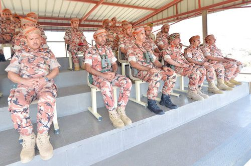 RAO executes Mountain Storm exercise