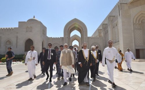 Visit to Oman one of the most memorable I have undertaken anywhere: Indian PM Modi