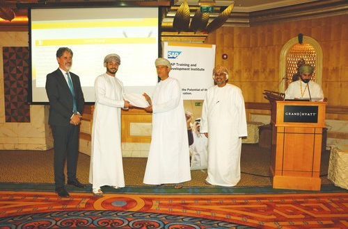 22 trainees graduate in SAP's Young Professionals programme