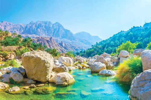 Bradt guides puts Oman in 2018 exceptional places list