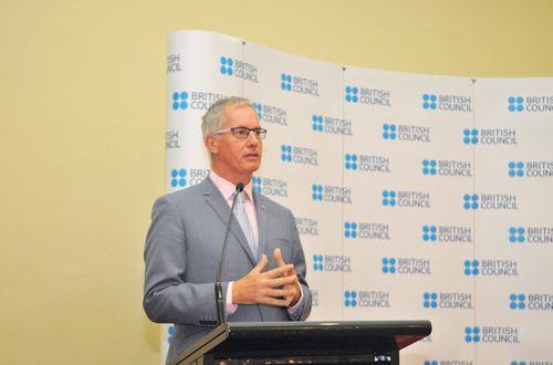 British Council honours its partners, celebrates success with award ceremony