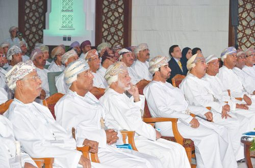 Business forum discusses growth, investment opportunities in Oman