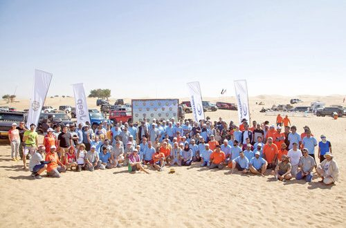 Dhofar Automotive holds 10th edition of Jeep Jamboree with about 200 participants