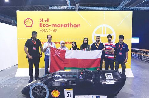 GUtech team finishes 17th in Shell Eco-marathon race