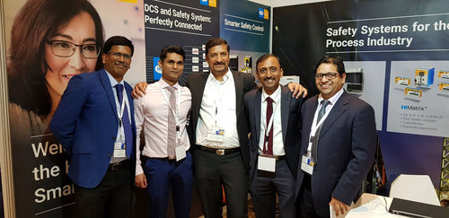 HIMA Middle East part of 2nd ISA Oman Show