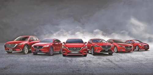 Japanese automaker Mazda named Best Car Brand