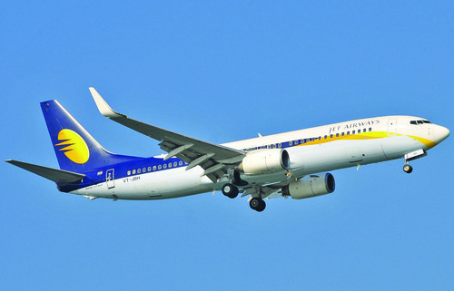 Jet Airways offers 40 per cent discount till March 24