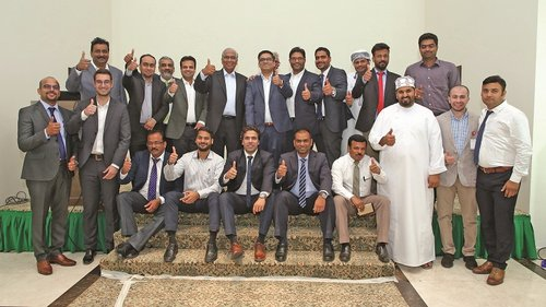 Khimji Ramdas launches Ingersoll Rand compressed air business in Oman